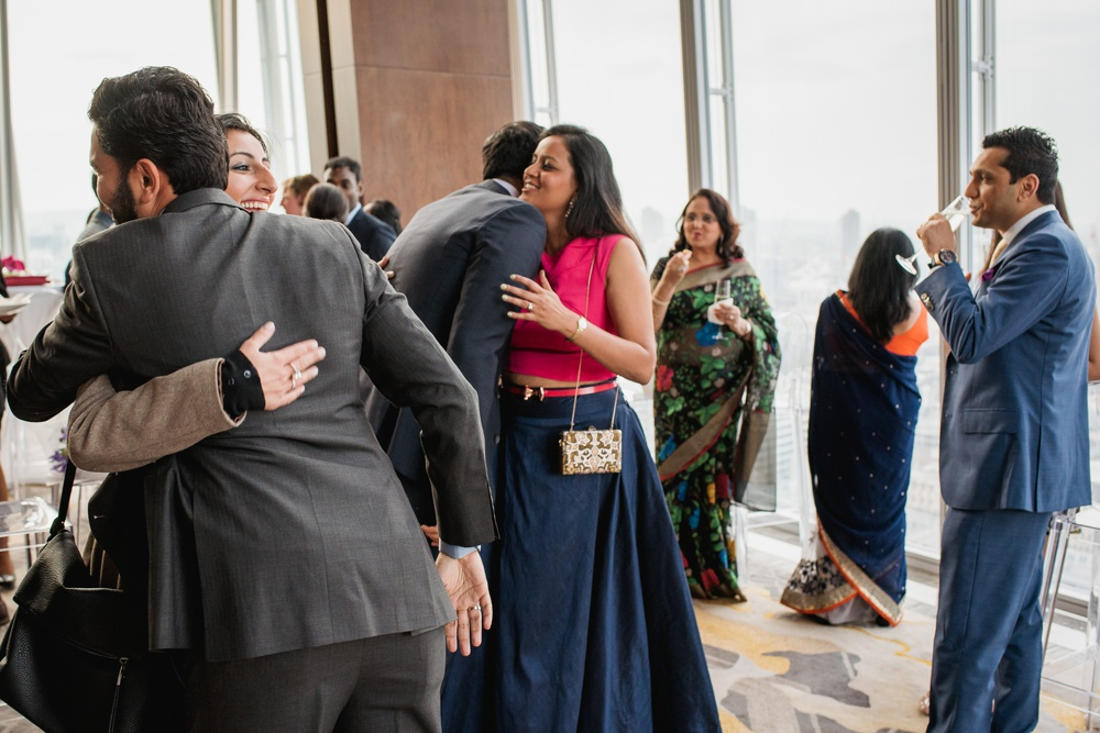 Aakriti Shrish 62 - The Shard Wedding at Shangri-la Wedding