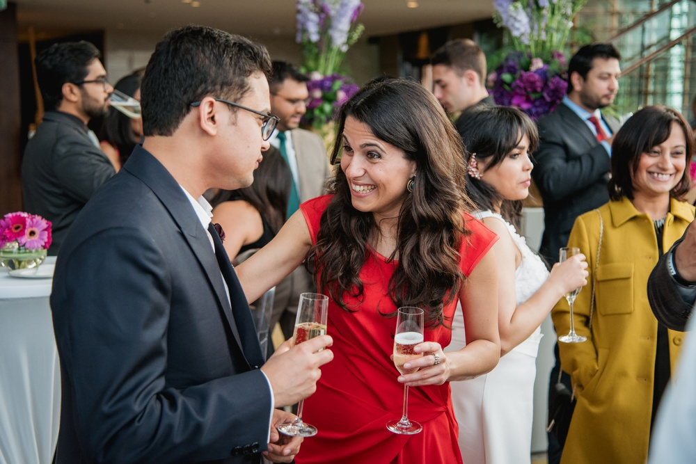 Aakriti Shrish 73 - The Shard Wedding at Shangri-la Wedding