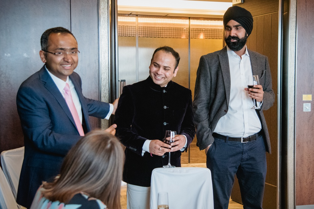 Aakriti Shrish 80 - The Shard Wedding at Shangri-la Wedding