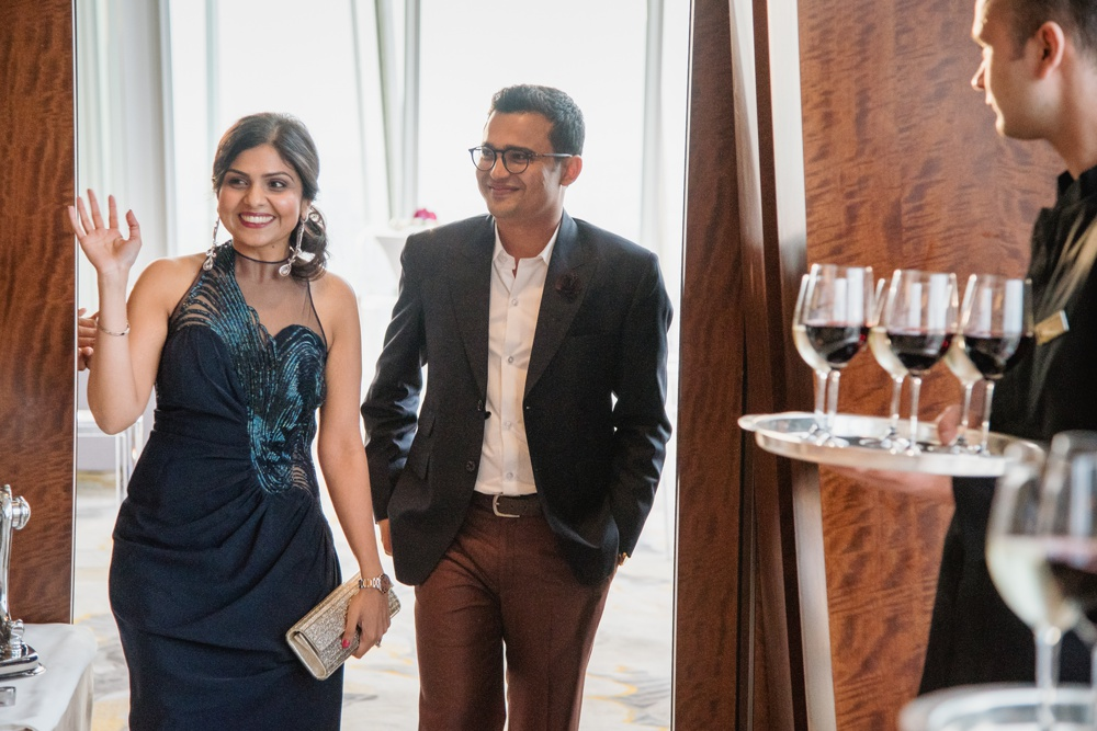 Aakriti Shrish 83 - The Shard Wedding at Shangri-la Wedding