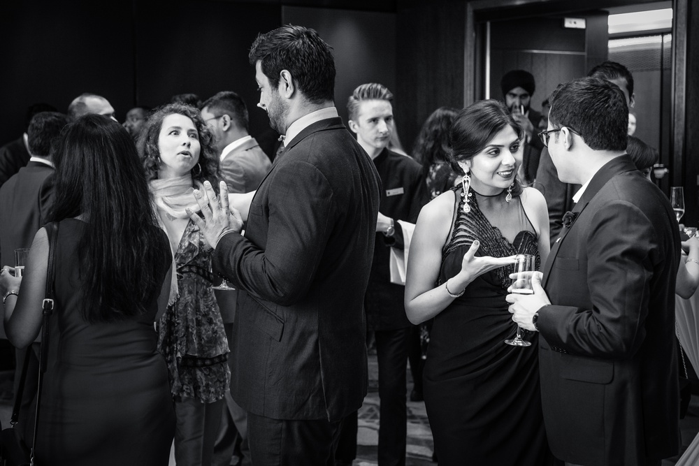 Aakriti Shrish 90 - The Shard Wedding at Shangri-la Wedding