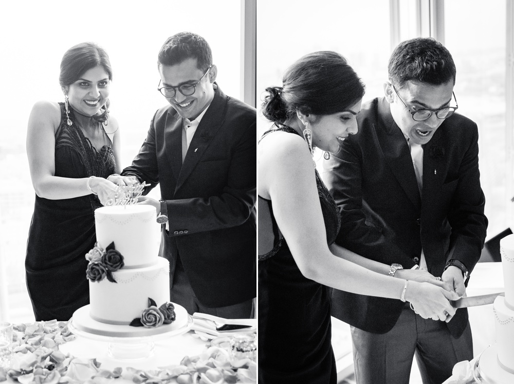 Aakriti Shrish 94 - The Shard Wedding at Shangri-la Wedding