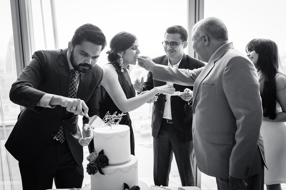 Aakriti Shrish 98 - The Shard Wedding at Shangri-la Wedding