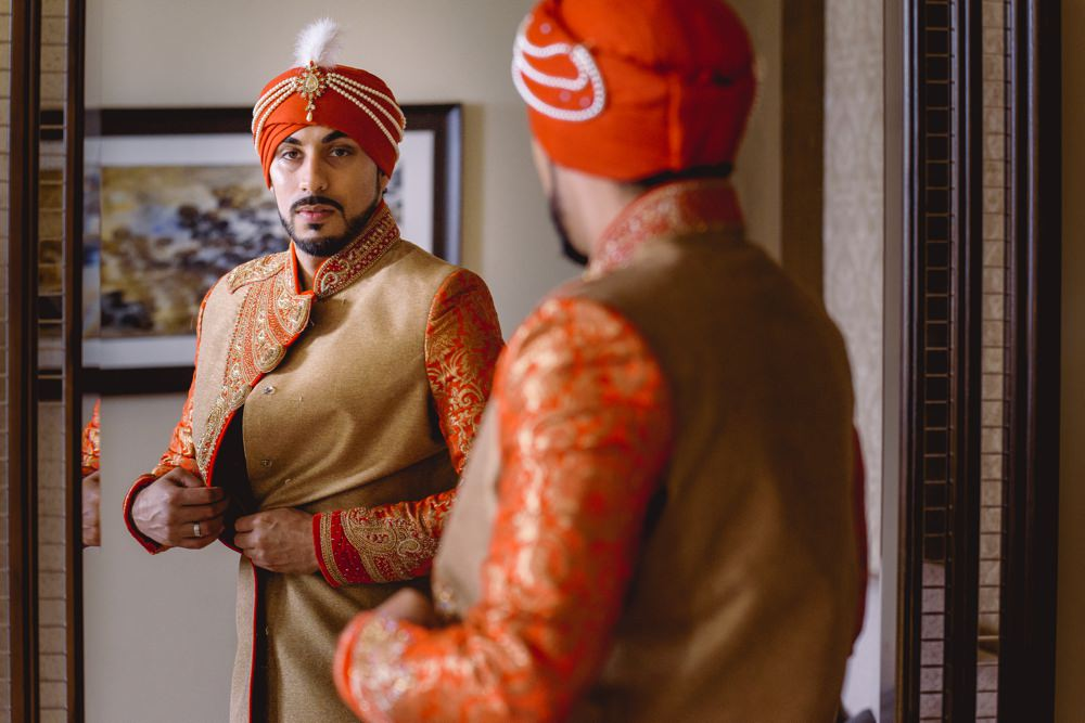 GURJ SUKH 150 - Asian wedding photographer London | Sikh wedding photography