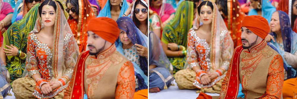 GURJ SUKH 160 - Asian wedding photographer London | Sikh wedding photography