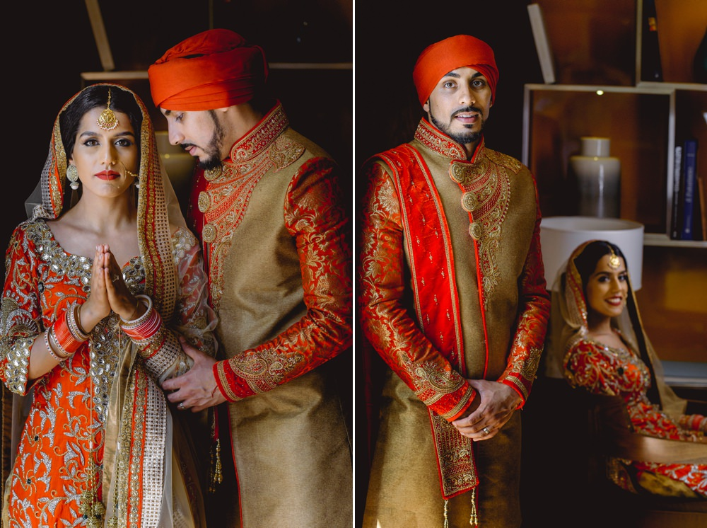 sikh wedding photography portraits