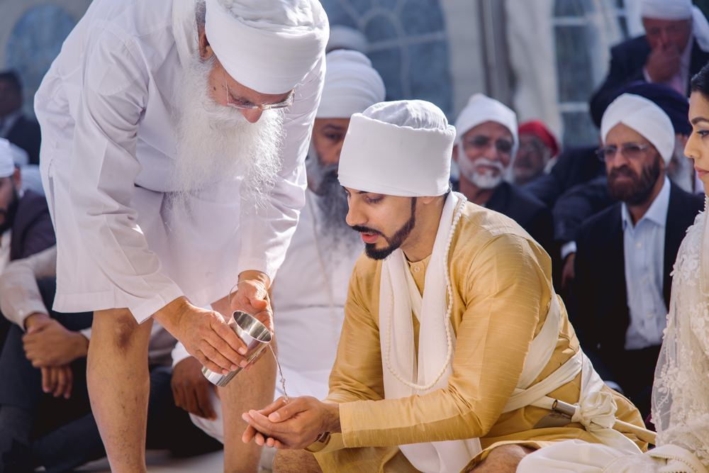 GURJ SUKH 22 - Asian wedding photographer London | Sikh wedding photography