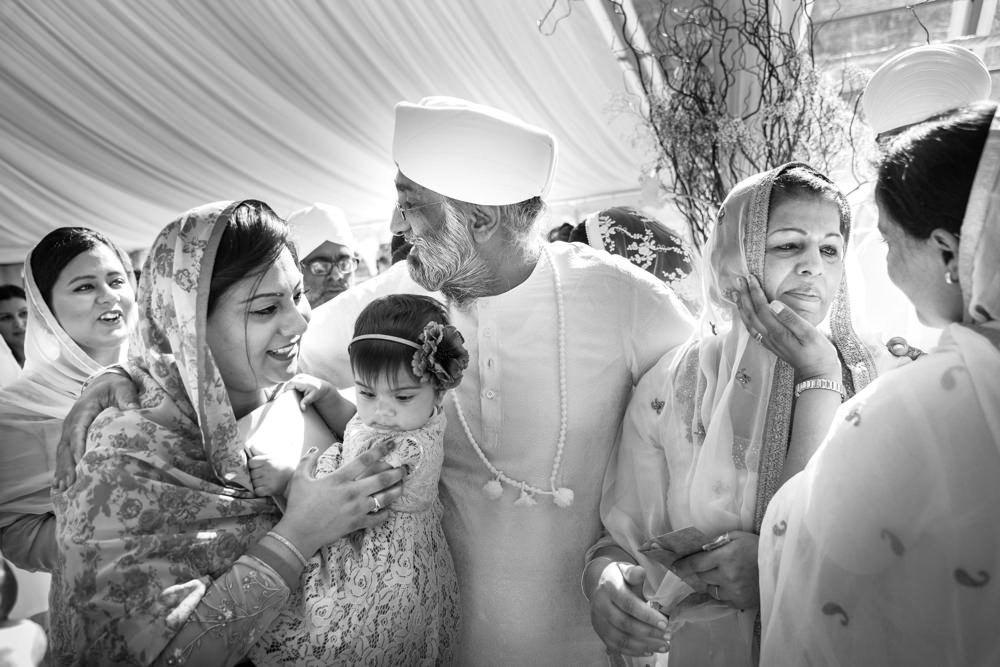 GURJ SUKH 37 - Asian wedding photographer London | Sikh wedding photography