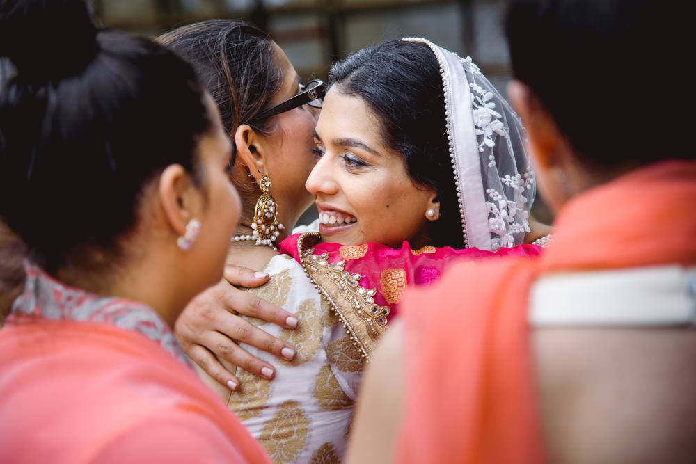 the bride sikh wedding photography