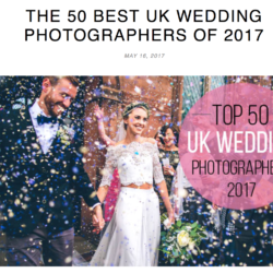 Screen Shot 2017 06 01 at 19.00.06 250x250 - Amongst the top 50 UK Wedding Photographers