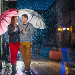 ewelina i jarek sesja fotograficzna 23 of 31 250x250 - Singing in the rain - Eveline and Jarek engagement shoot / wedding photographers