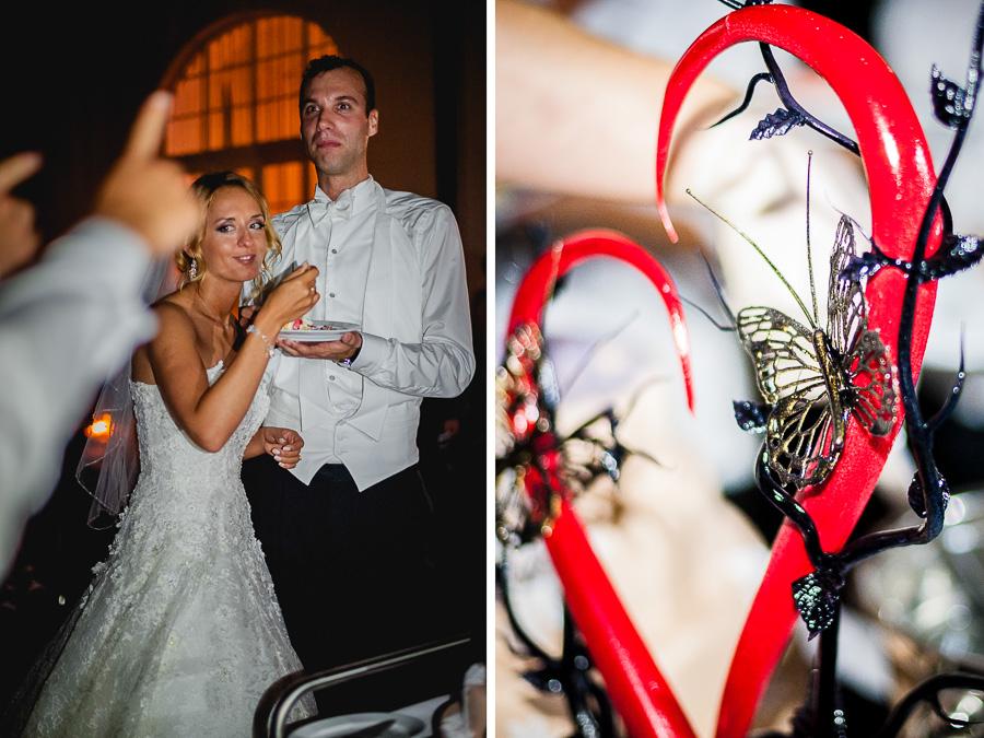 155 - Alexandra and Thomas - stunning wedding