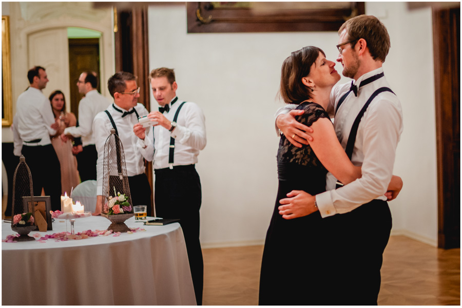158 - Alexandra and Thomas - stunning wedding