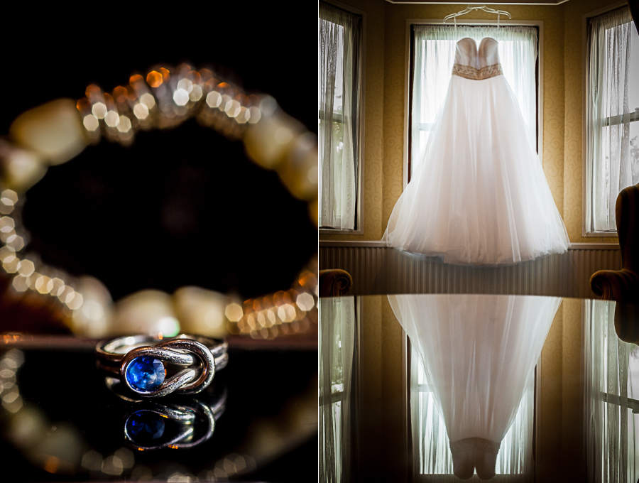 Windsor wedding photographer, details, wedding dress and engadment ring