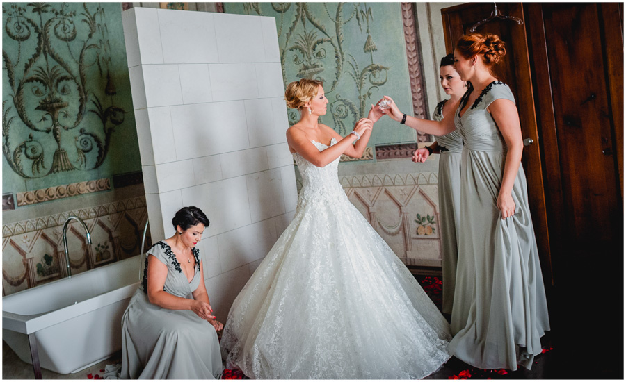 281 - Alexandra and Thomas - stunning wedding