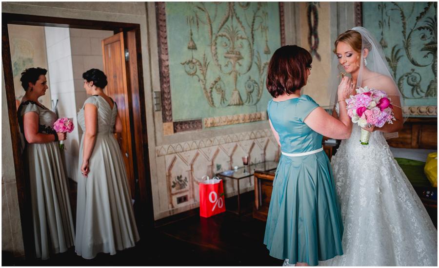 321 - Alexandra and Thomas - stunning wedding