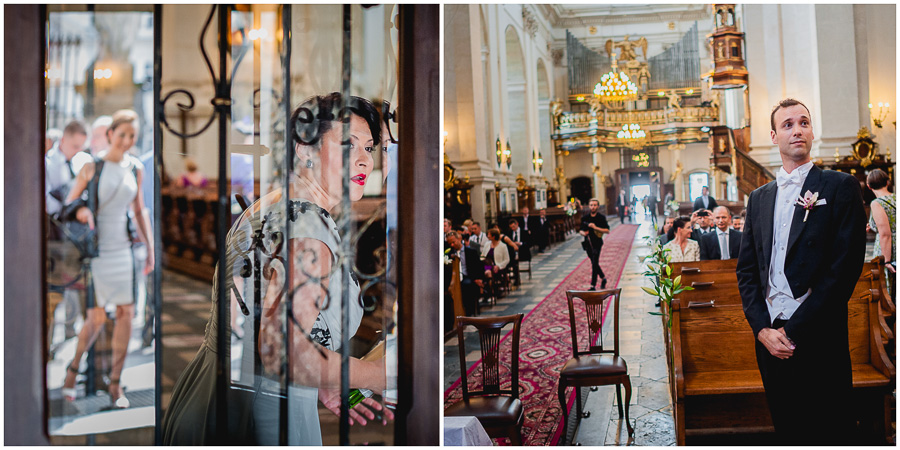 401 - Alexandra and Thomas - stunning wedding
