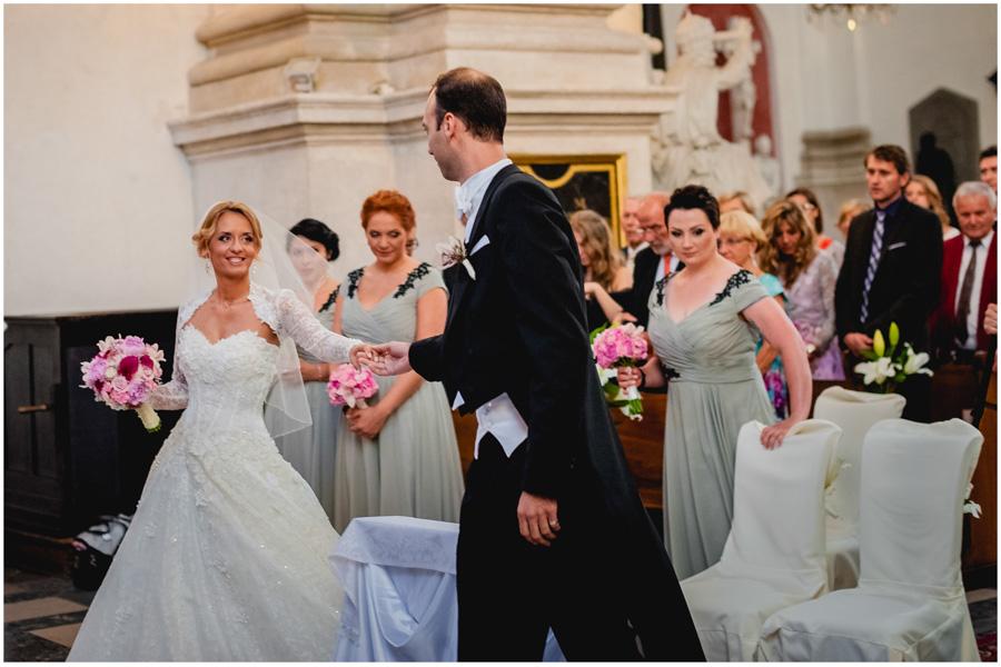 481 - Alexandra and Thomas - stunning wedding