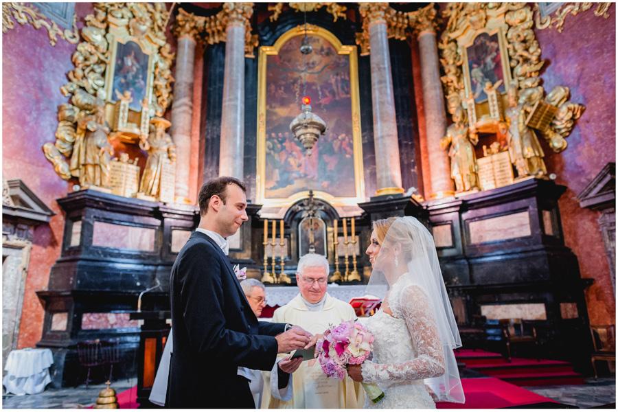 521 - Alexandra and Thomas - stunning wedding