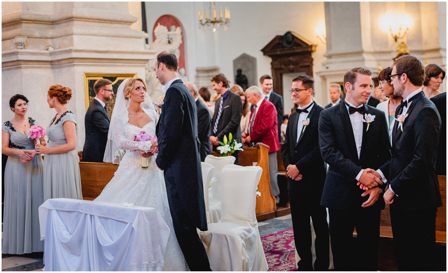 561 - Alexandra and Thomas - stunning wedding