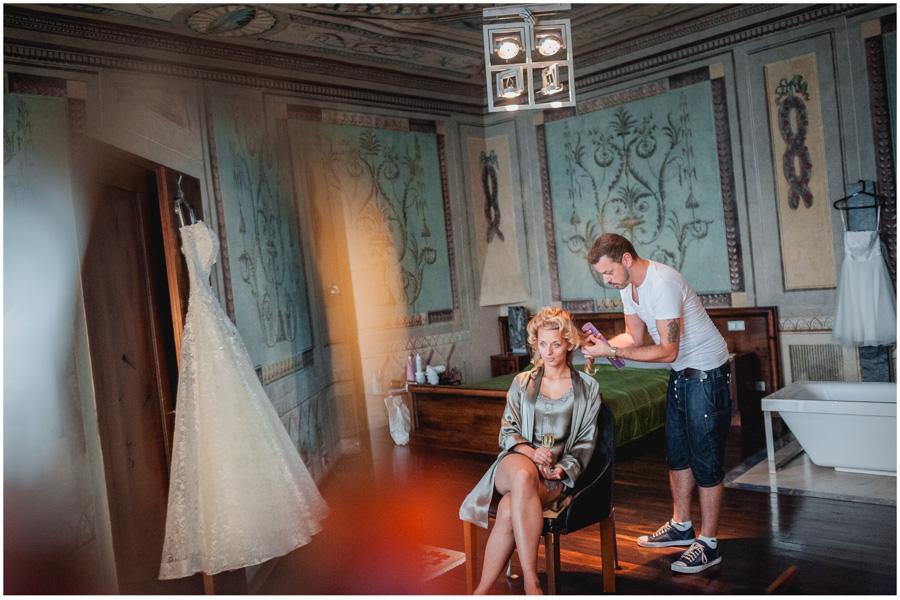 610 - Alexandra and Thomas - stunning wedding