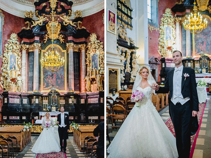 631 - Alexandra and Thomas - stunning wedding