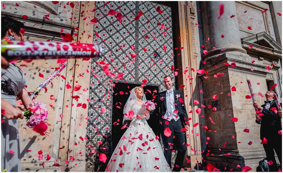 641 - Alexandra and Thomas - stunning wedding