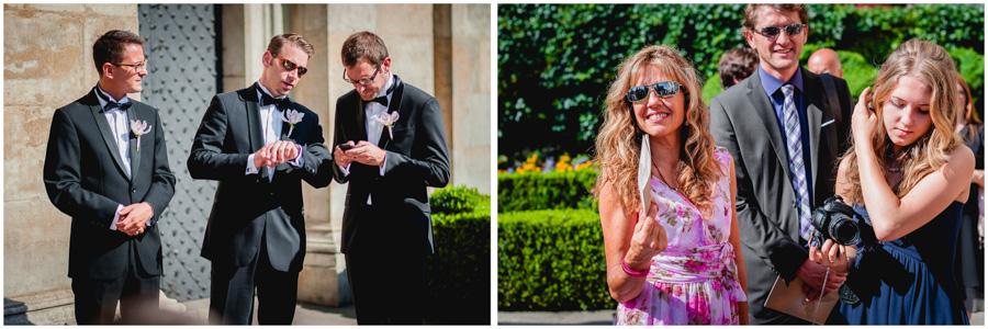 671 - Alexandra and Thomas - stunning wedding
