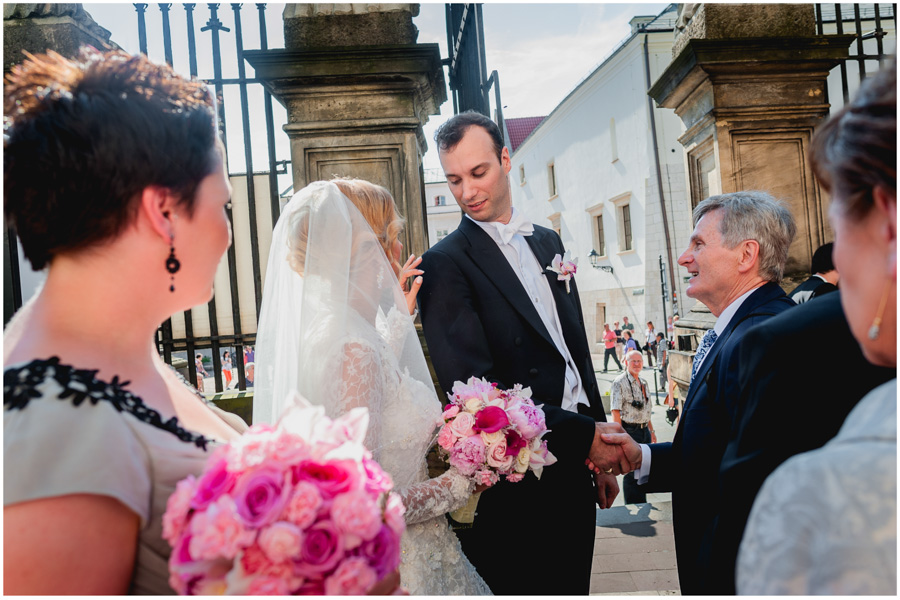 681 - Alexandra and Thomas - stunning wedding