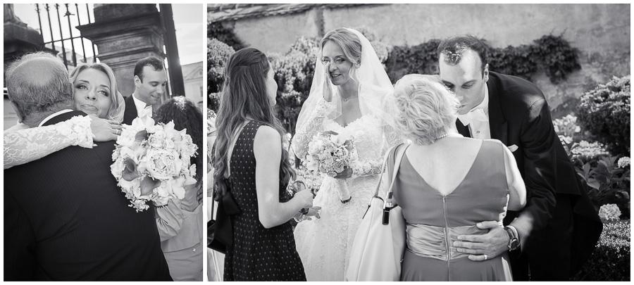 731 - Alexandra and Thomas - stunning wedding