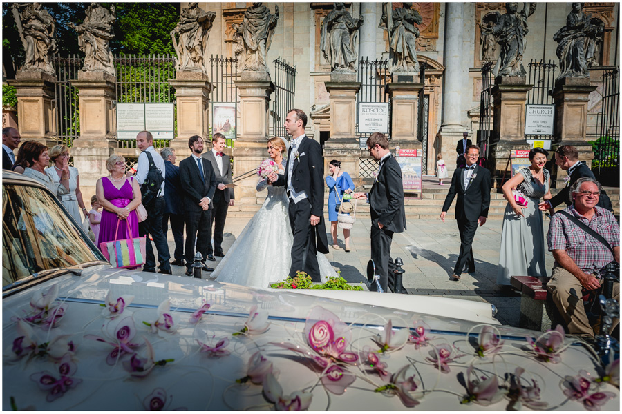 761 - Alexandra and Thomas - stunning wedding