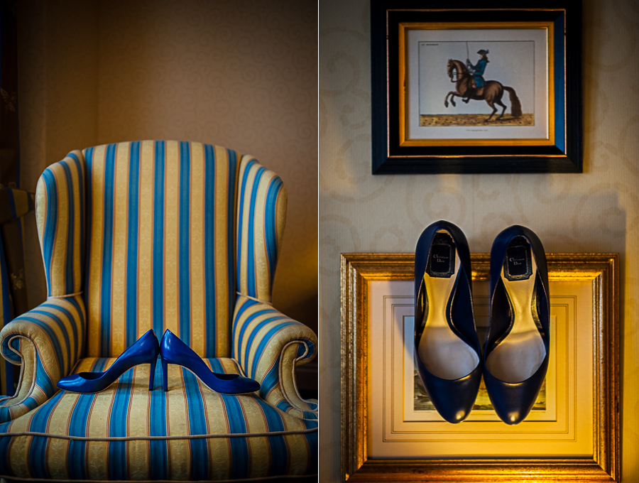 wedding photographer Windsor, wedding shoes creative picture