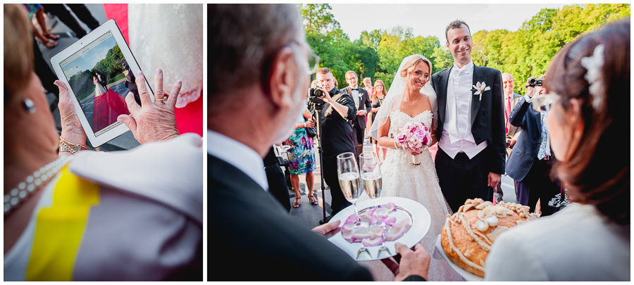 931 - Alexandra and Thomas - stunning wedding