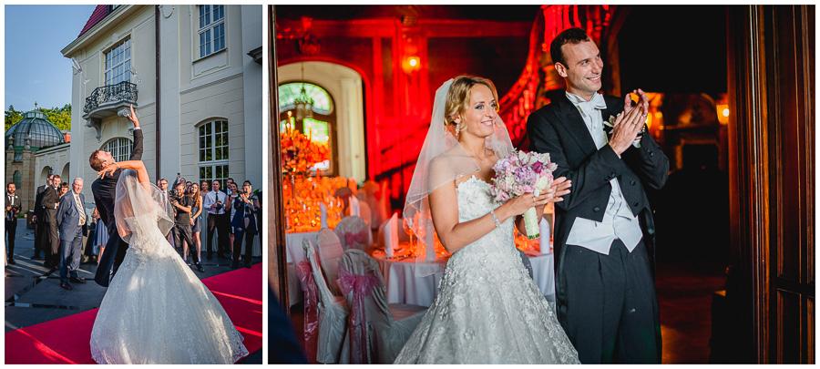 961 - Alexandra and Thomas - stunning wedding