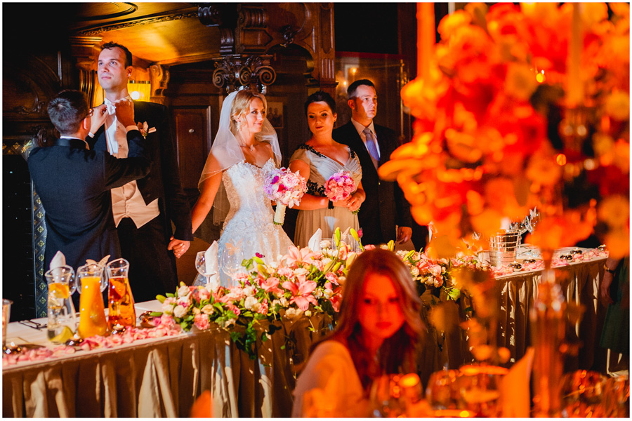 991 - Alexandra and Thomas - stunning wedding