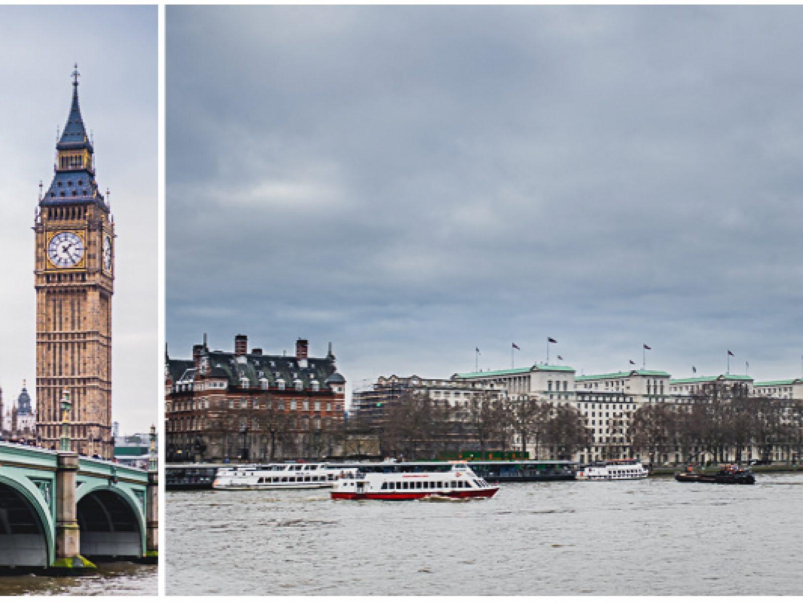 london wedding photographer landscape of westminster and big ben