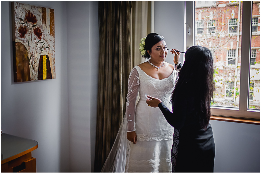 111 - Darshani and Anthony - wedding photographer in London