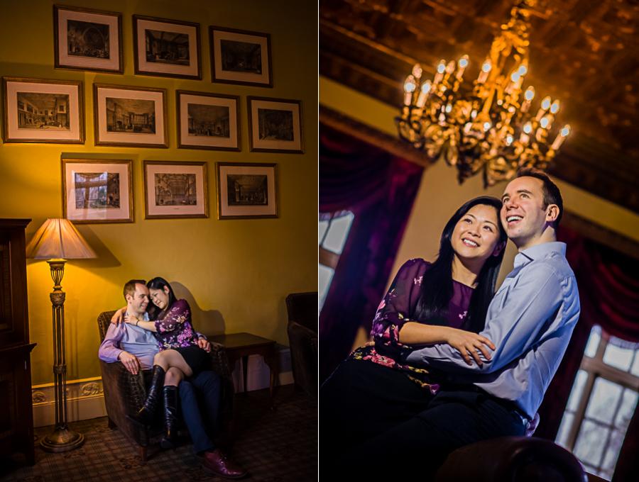 113 - Daisy and Jonathan - pre wedding photography Northcote House Sunningdale Berkshire