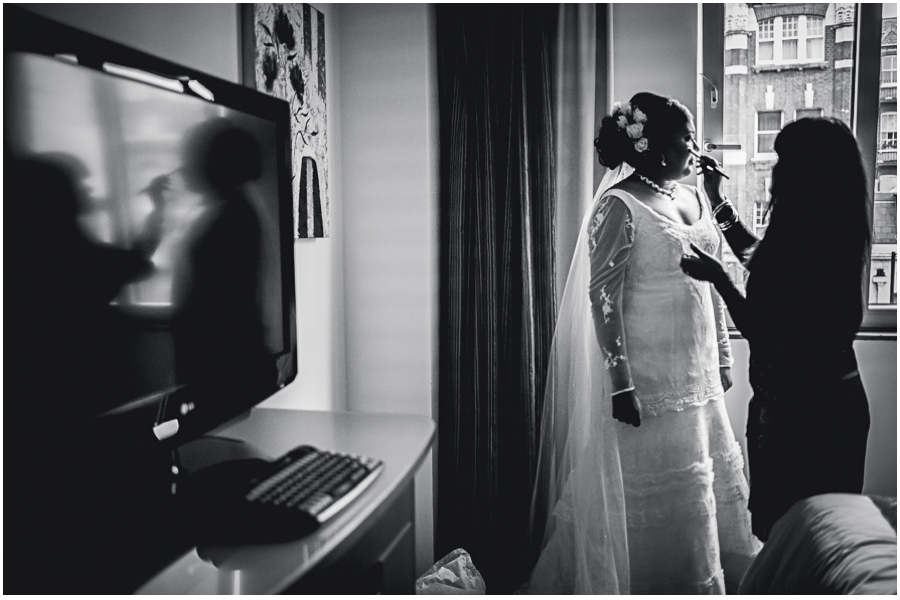 11a - Darshani and Anthony - wedding photographer in London