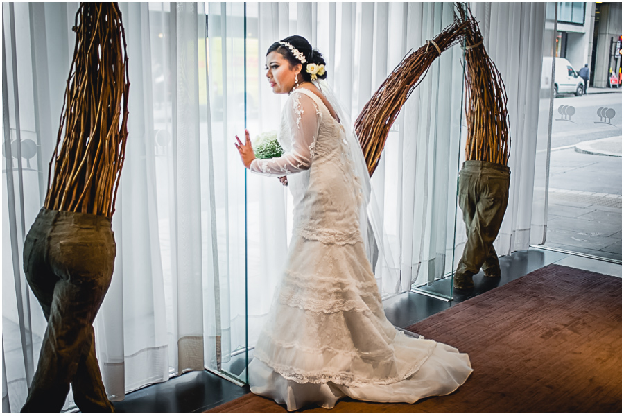 19a - Darshani and Anthony - wedding photographer in London