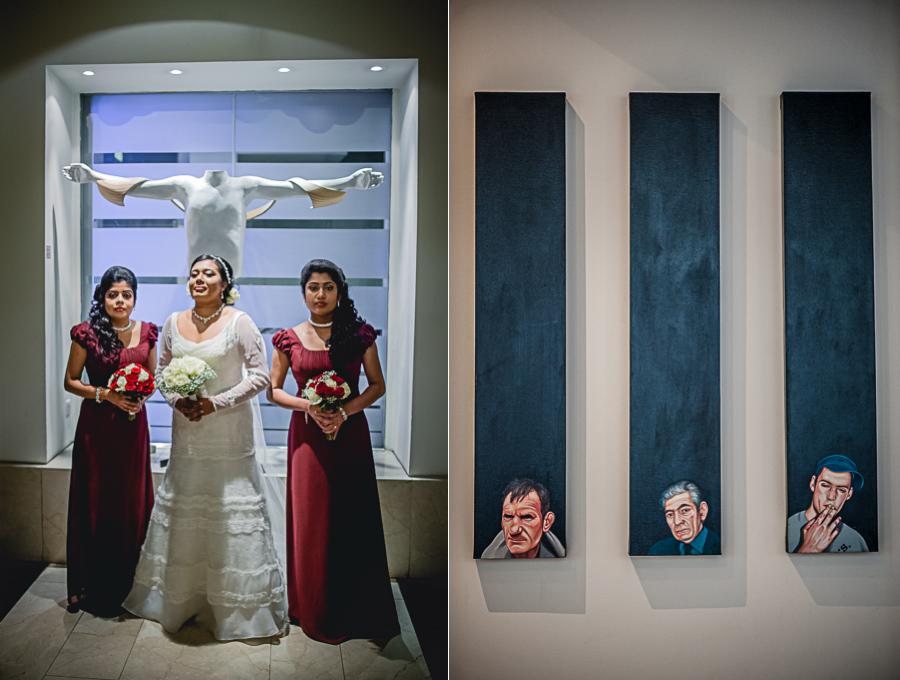 241 - Darshani and Anthony - wedding photographer in London