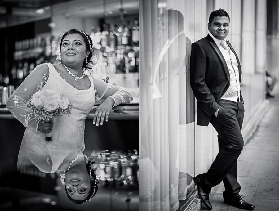 271 - Darshani and Anthony - wedding photographer in London