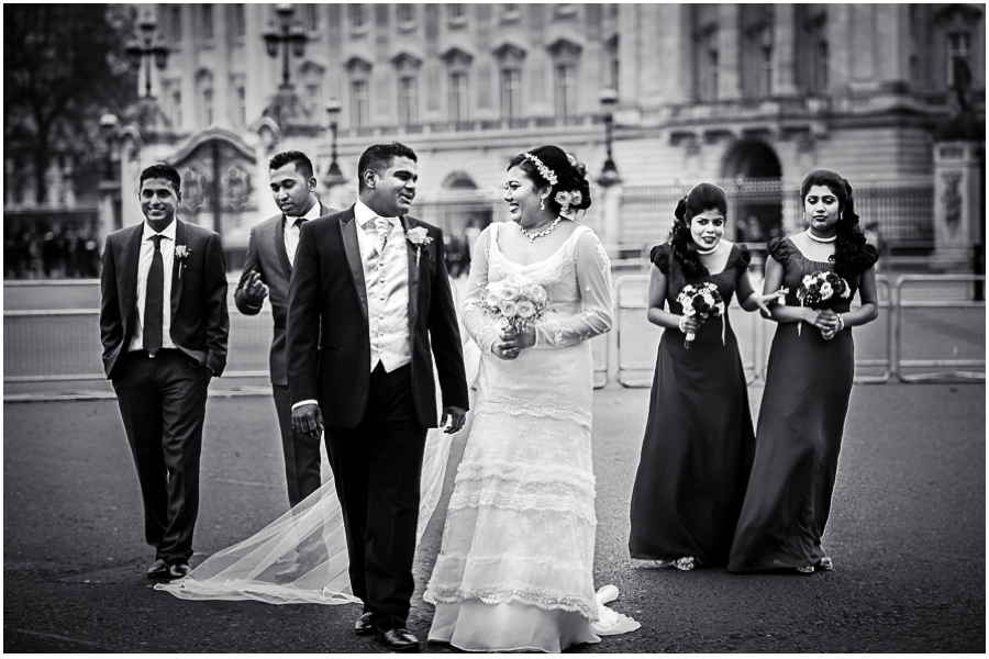 341 - Darshani and Anthony - wedding photographer in London