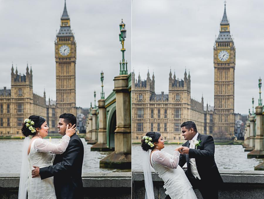 371 - Darshani and Anthony - wedding photographer in London
