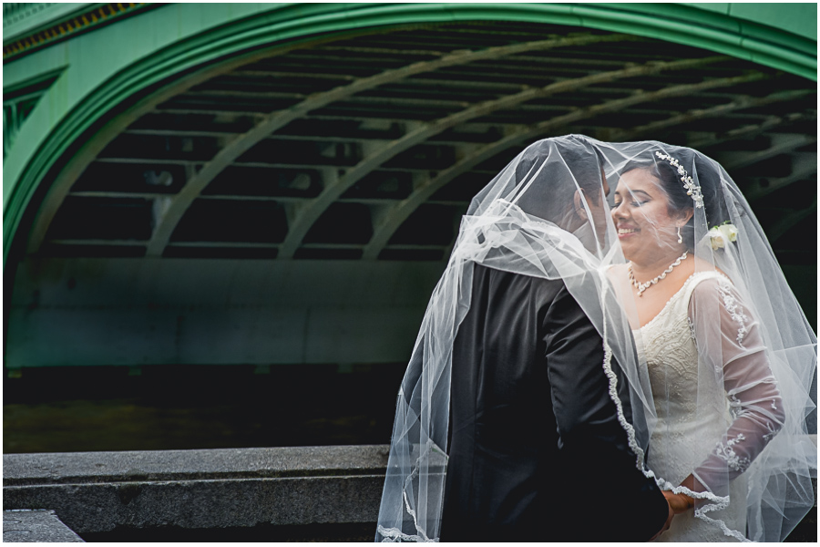 401 - Darshani and Anthony - wedding photographer in London