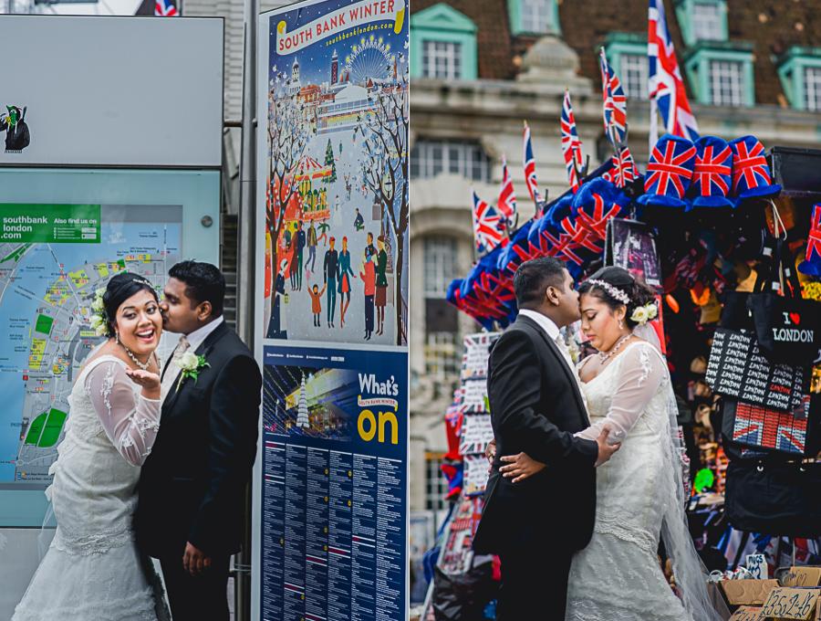 411 - Darshani and Anthony - wedding photographer in London