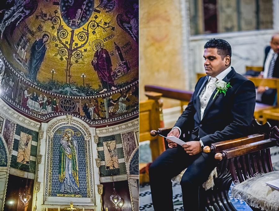 451 - Darshani and Anthony - wedding photographer in London