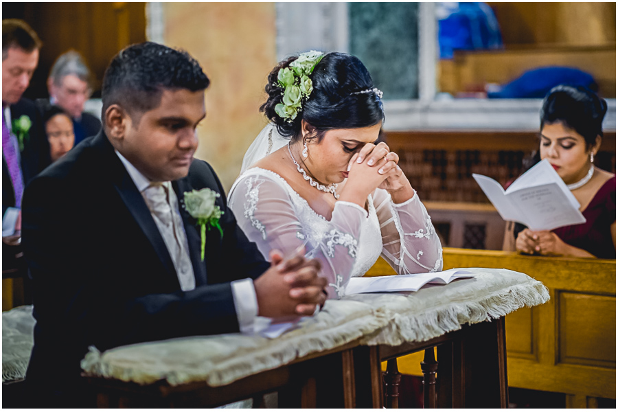 581 - Darshani and Anthony - wedding photographer in London