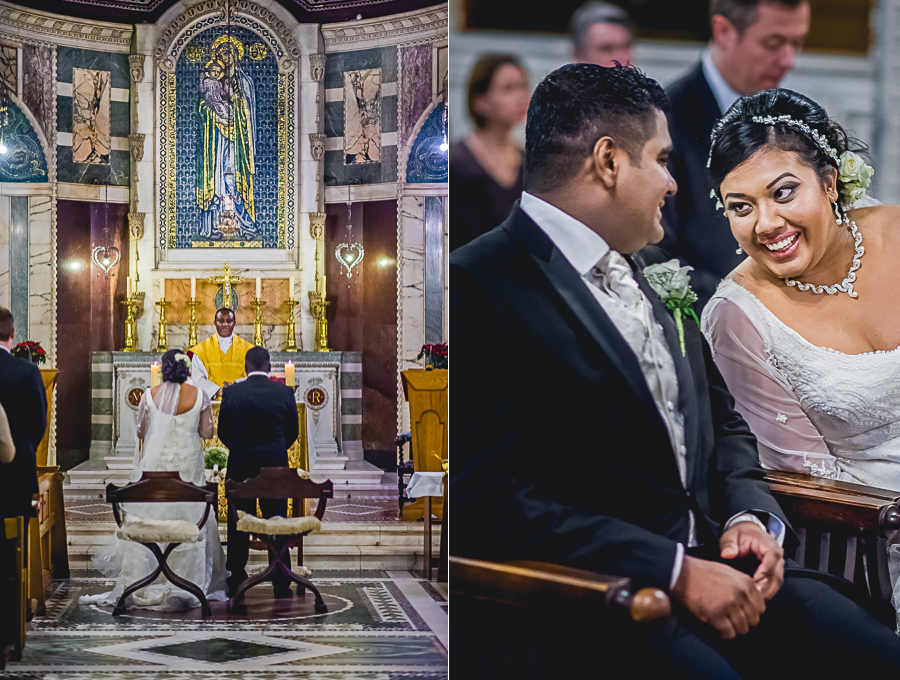 601 - Darshani and Anthony - wedding photographer in London