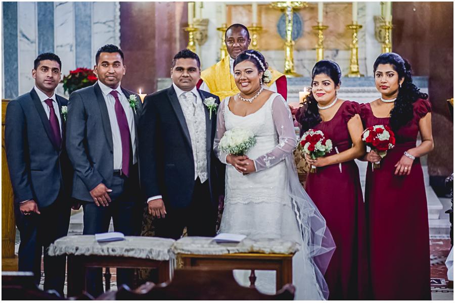 621 - Darshani and Anthony - wedding photographer in London